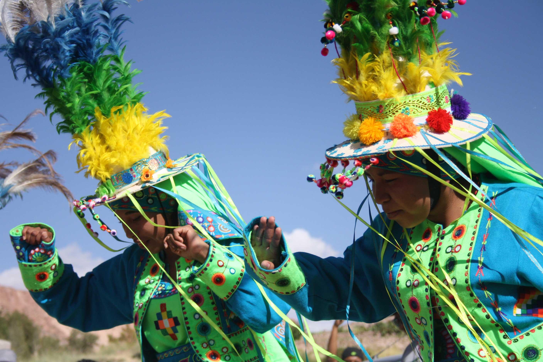 Fiesta de La Candelaria en Caspana