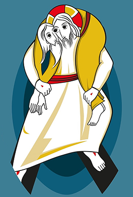 "Retiro ""Eterna es su misericordia"""