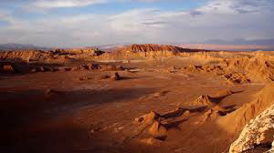 El camino del desierto